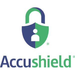 Accushield Sign In & Health-Screening Kiosk Logo
